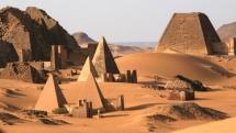 Pyramides de Meroe - Soudan