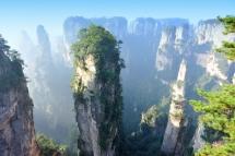 Tianzi Mountains - Chine