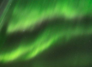 banner northern lights