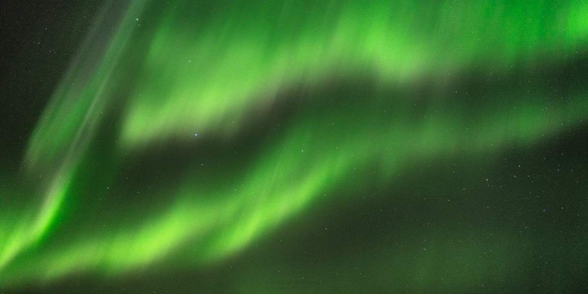 banner northern lights