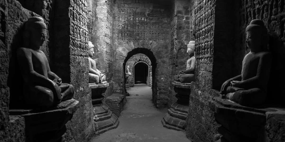 Kothaung bouddhas