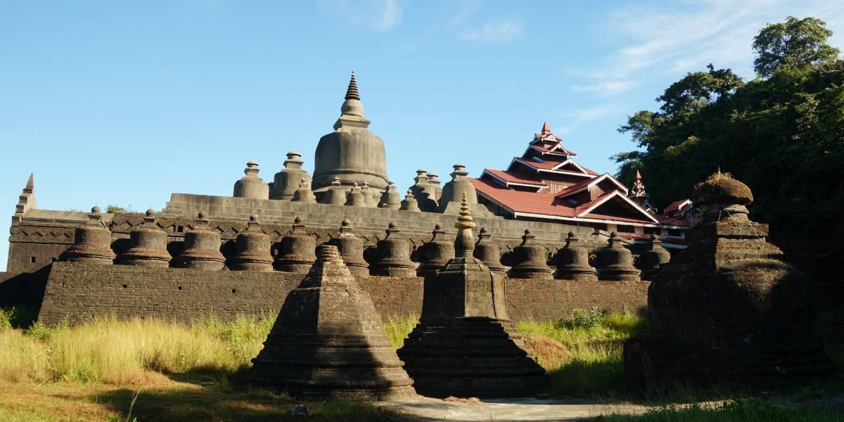 pagoda shittaung