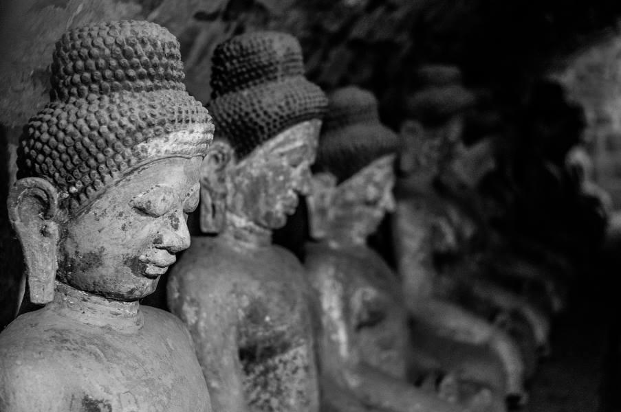 bouddha mrauk u