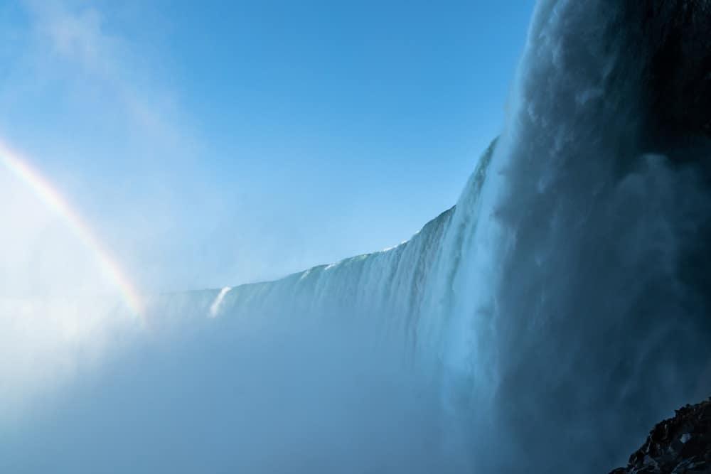chutes du niagara journey behind the falls