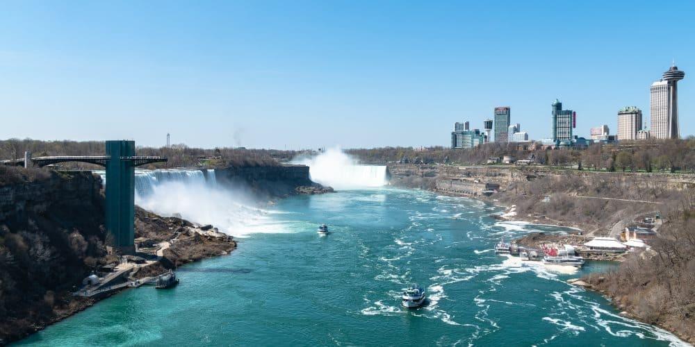 chutes niagara frontière