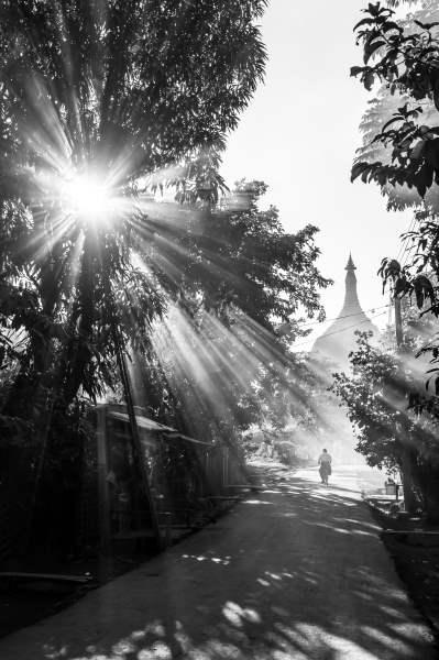 mrauk u birmanie