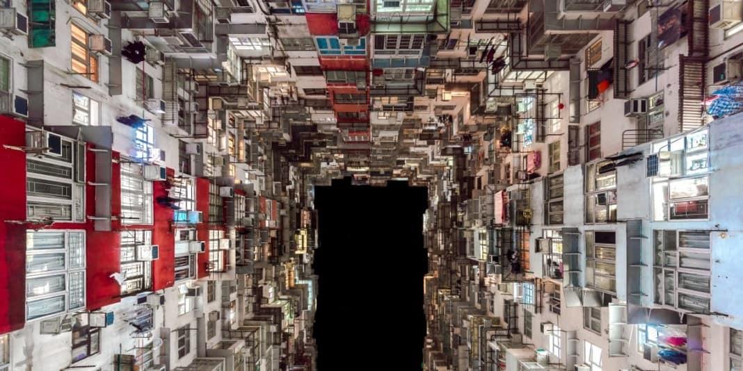 immeubles hong kong