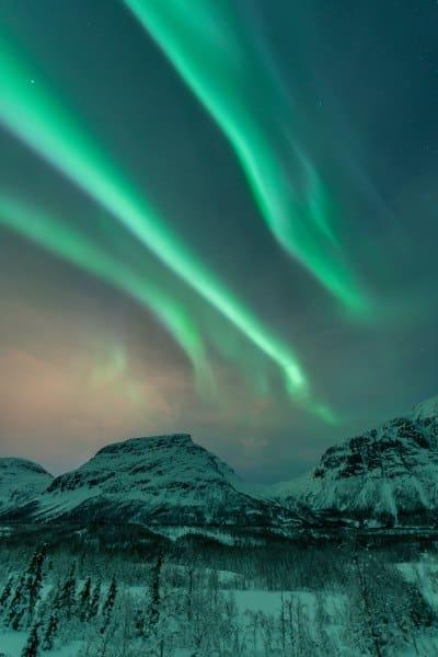 aurores boreales breivikeidet tromso norvege blog vincent voyage