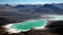 Laguna Verde - Bolivie