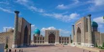 Samarcande - Ouzbekistan