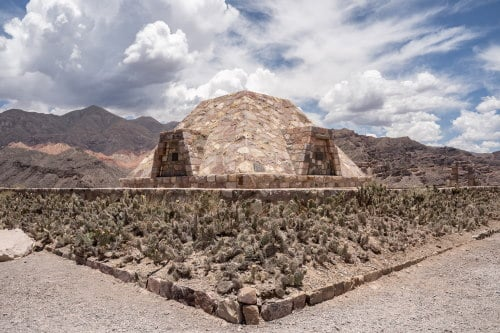 pucara tilcara pyramide quebrada humahuaca blog vincent voyage