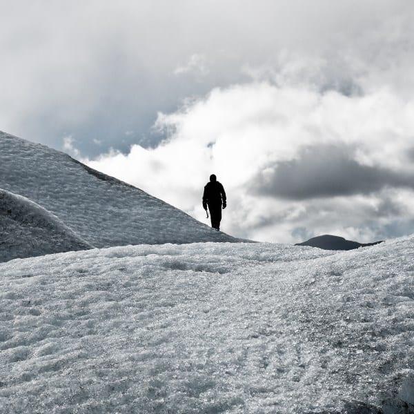 Marche Glacier Perito Moreno