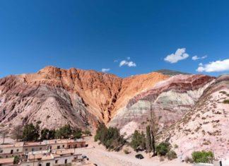 montagne sept couleurs purmamarca quebrada humahuaca blog vincent voyage