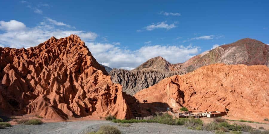 montagne sept couleurs purmamarca quebrada humahuaca los colorados vincent voyage