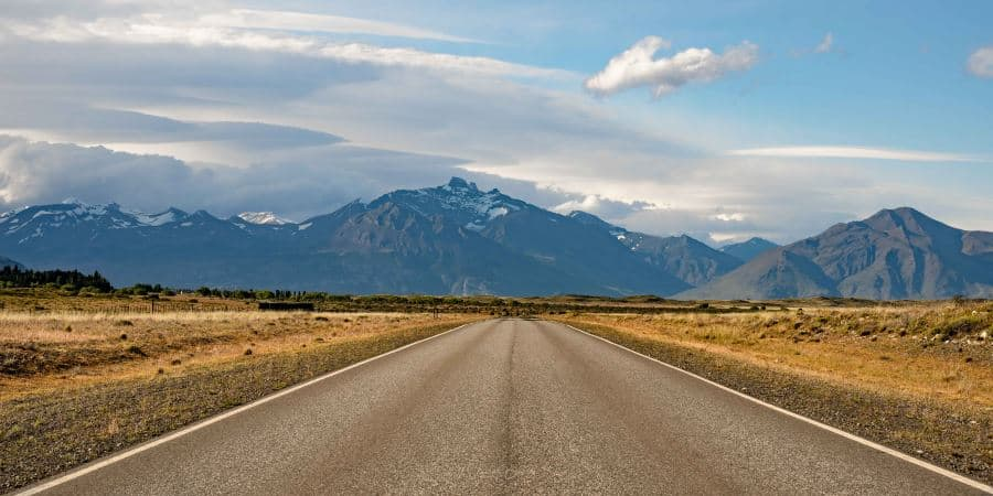 route el calafate argentine patagonie blog vincent voyage