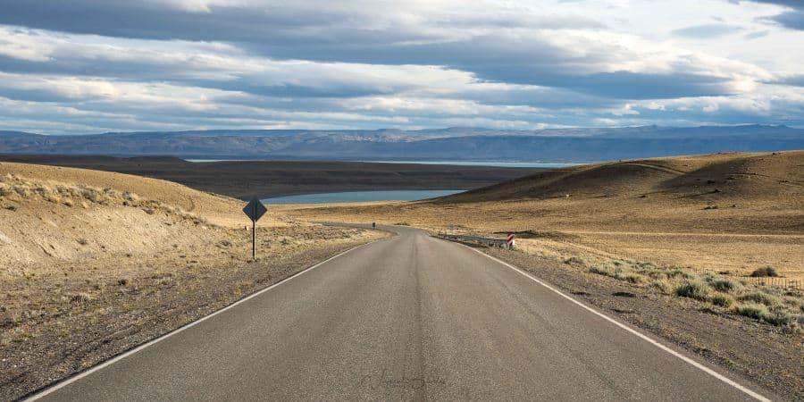 route paysage patagonie argentine blog vincent voyage