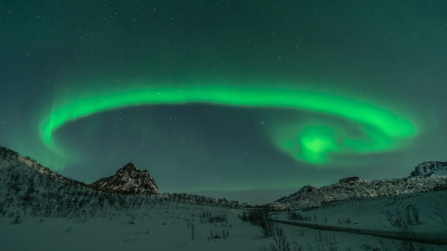 Trouver Aurores boreales en Norvège, Tromso, Senja | Blog Vincent Voyage
