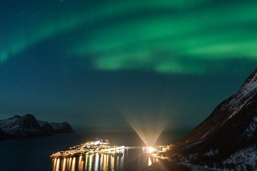 Husoy Voir les aurores boréales en Norvège Senja Tromso | Blog Vincent Voyage