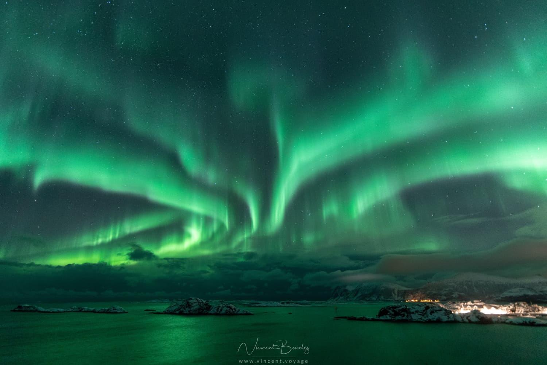 Comment photographier aurores boréales
