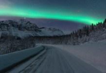breivikeidet aurores boréales tromso en Norvège | Blog Vincent Voyage