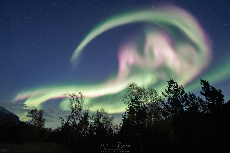 Photographier Aurores boréales Tromso