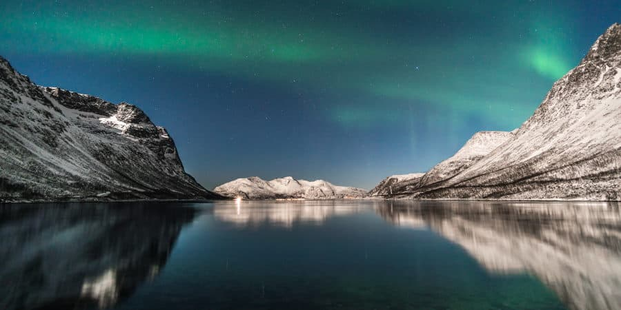 aurores boreales grotfjord tromso en Norvège | Blog Vincent Voyage