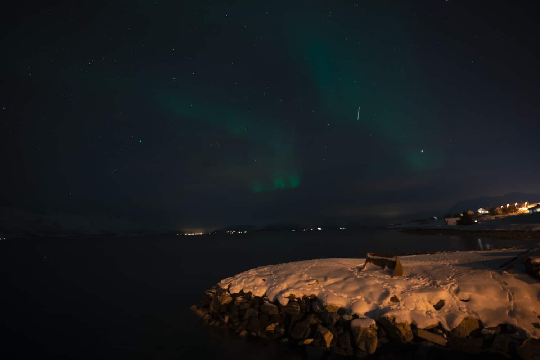 aurores boréales lumières