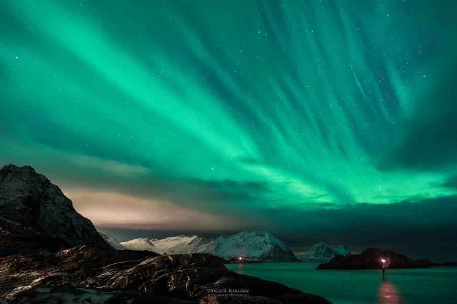 comment Voir les aurores boréales en Norvège Senja Tromso | Blog Vincent Voyage