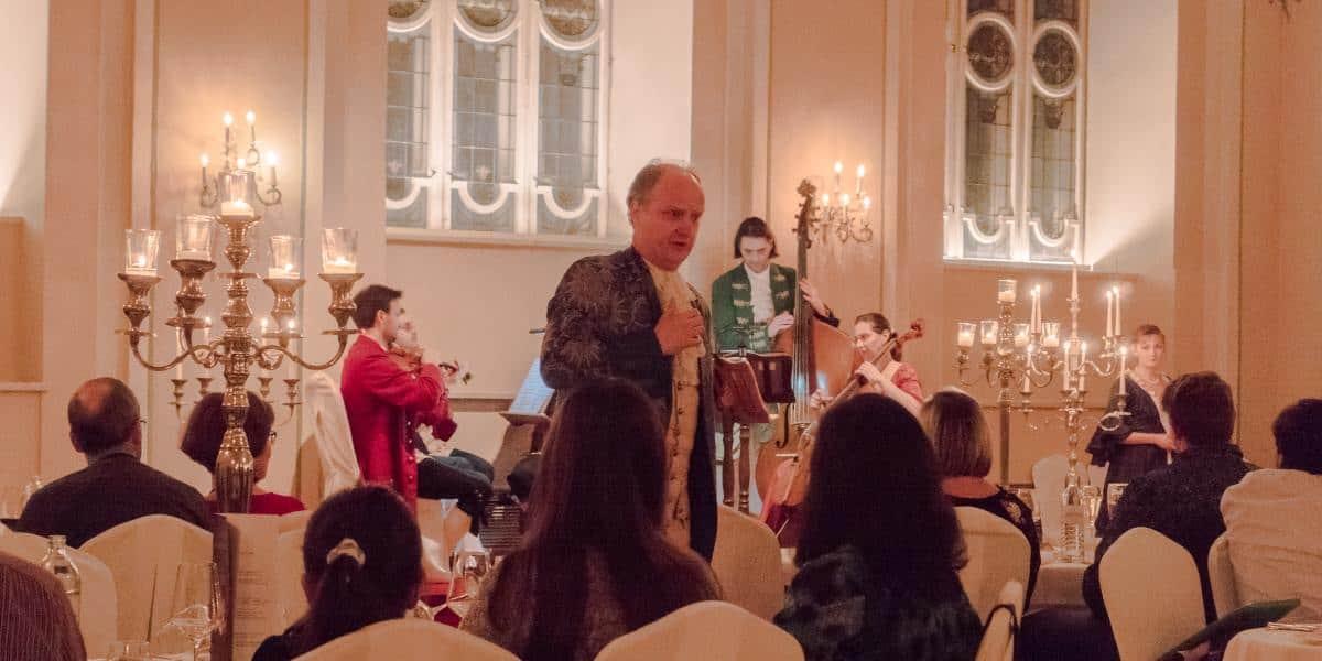 diner opera mozart salzbourg Autriche | Blog Vincent Voyage
