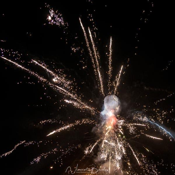 Tazaungdaing festival birmanie ballons lumières taunggyi lac inle