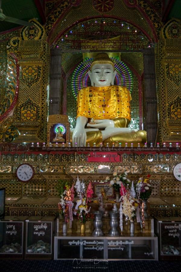 bouddha Mandalay
