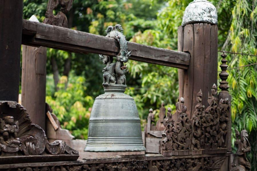 Monastère Shweinbin Mandalay