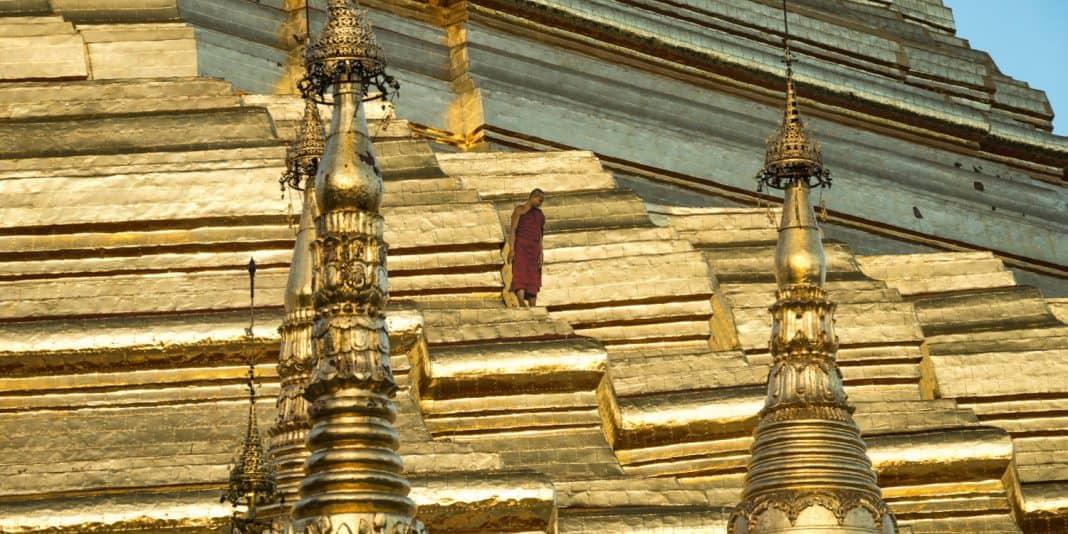 Voyage en Birmanie pagode Shwedagon Yangon