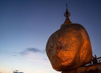 Visiter Rocher d'or mont kyaiktiyo Birmanie