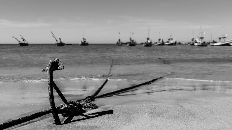 plage bateaux Ngapali Arakan Birmanie Informations | Blog Vincent Voyage