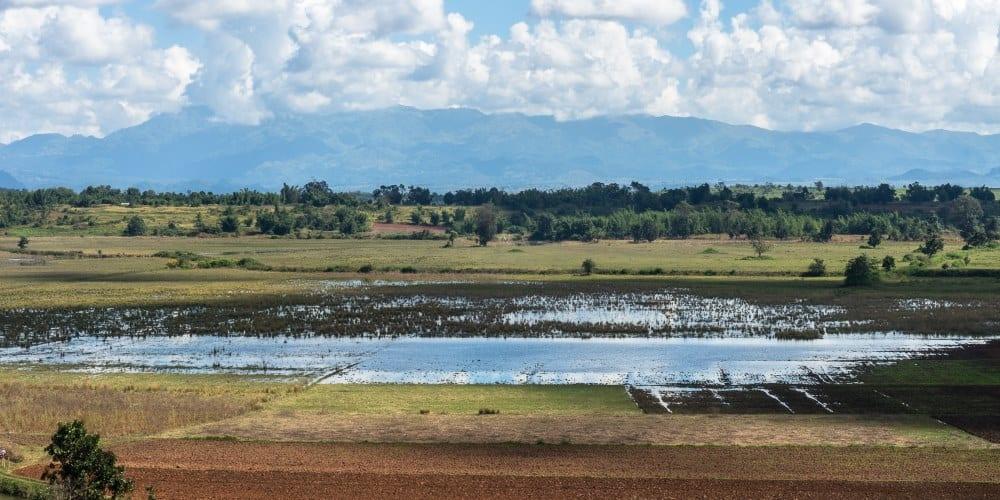 rizieres pagodes kakku lac inle en Birmanie Myanmar | Blog Vincent Voyage