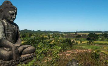 Temples Mrauk U bouddha Visiter Birmanie Myanmar | Blog Vincent Voyage