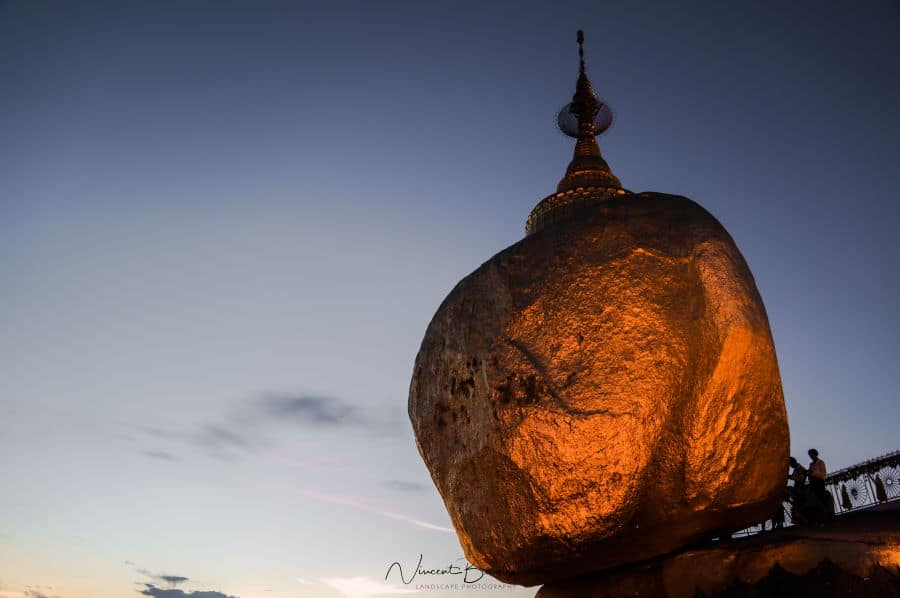 Visiter golden rock myanmar rocher d'or mont kyaiktiyo Birmanie | Blog Vincent Voyage