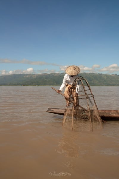 pecheurs lac inle birmanie voyage