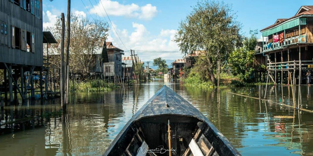 visiter bateau lac inle jardins flottants birmanie voyage