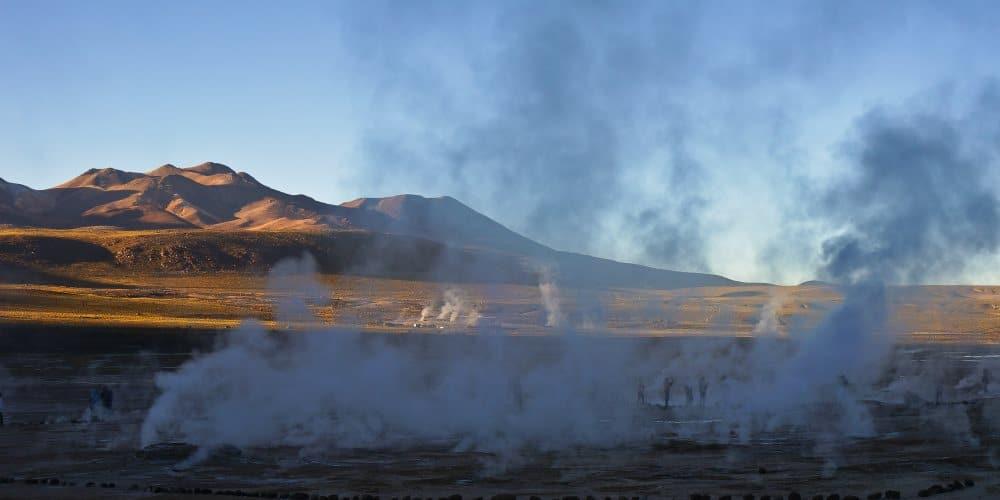 geysers el tatio Desert d'Atacama au Chili | Blog Vincent Voyage