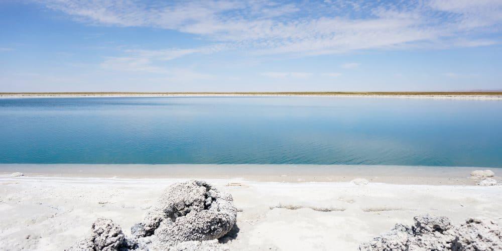 laguna cejar atacama salar Desert d'Atacama au Chili | Blog Vincent Voyage