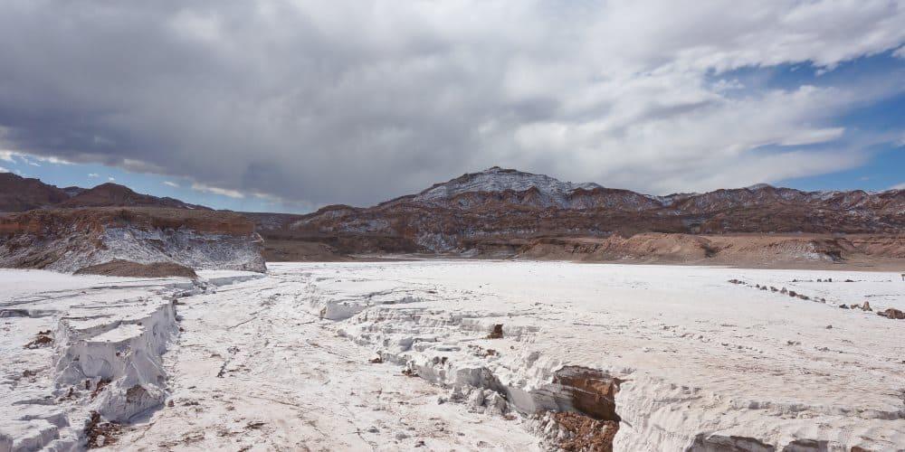 vallee de la luna Desert d'Atacama au Chili | Blog Vincent Voyage