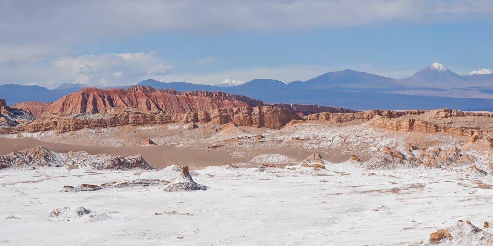 vallee de la luna desert Atacama au Chili | Blog Vincent Voyage