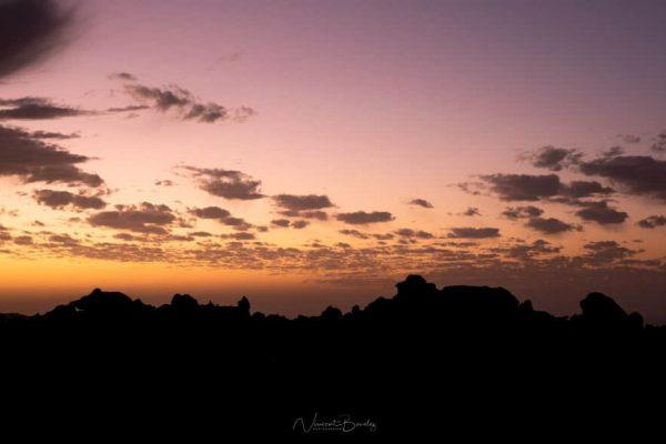 coucher de soleil lanzarote canaries champs de lave blog vincent voyage