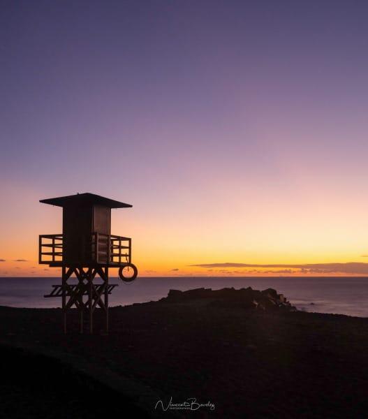 coucher de soleil la palma canaries blog vincent voyage
