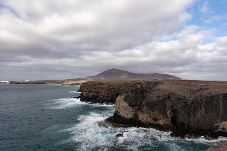 Les plages de Papagayo à Lanzarote aux Iles Canaries