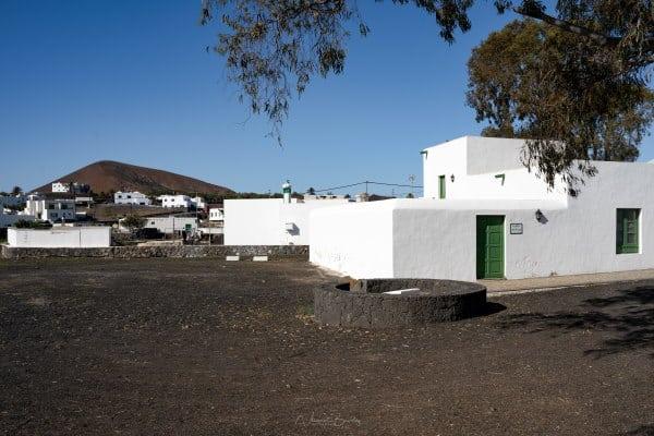 Village de Uga à Lanzarote les Canaries