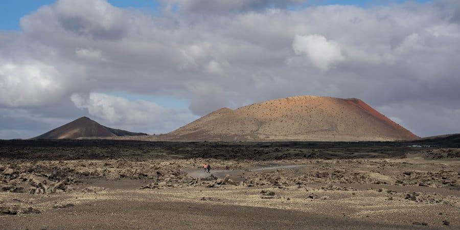 Volcans de Lanzarote aux Iles Canaries