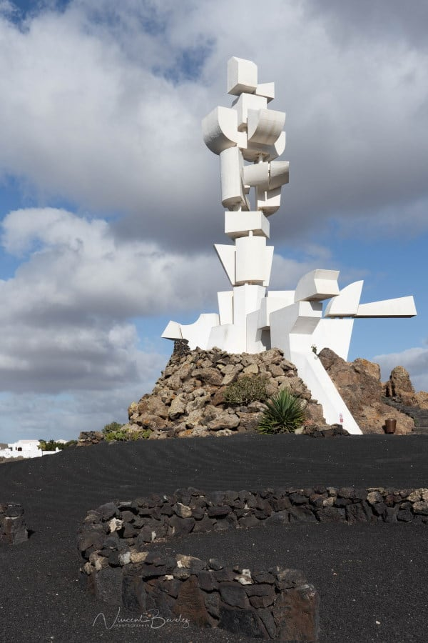 Art Cesar Manrique Campesino à Lanzarote
